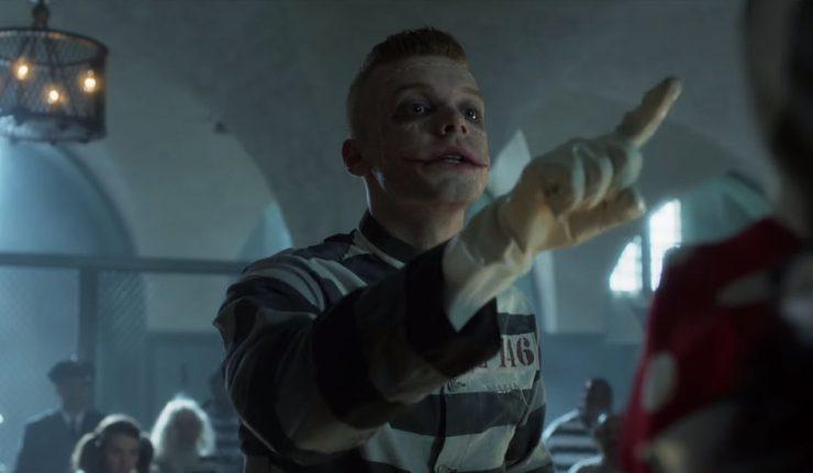 Gotham twitter jerome west