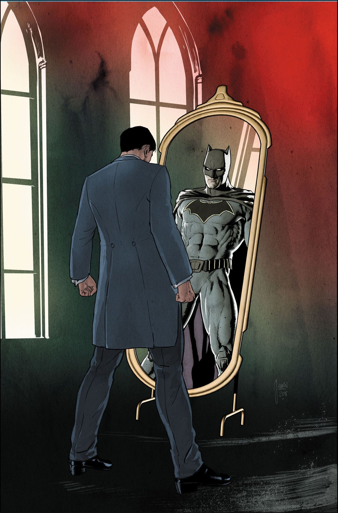 Writer Tom King Teases Batman And Catwoman's Wedding Apparel