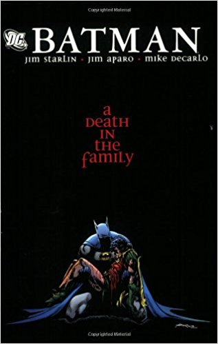 Cover of 'A Death In The Family