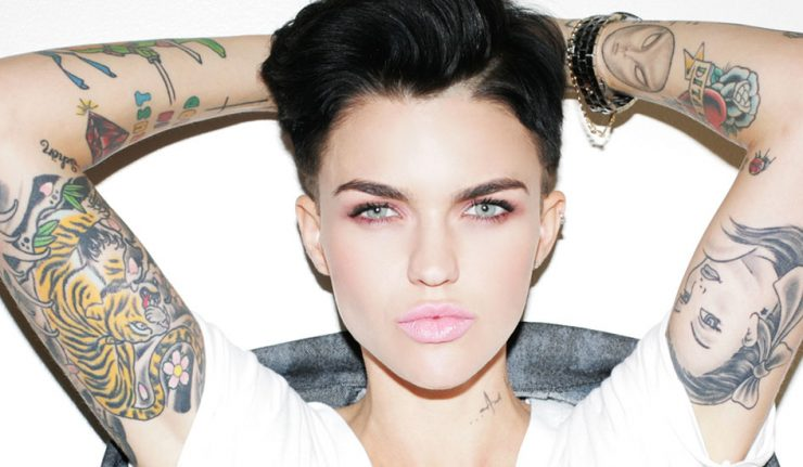 Ruby Rose Leaves Twitter and Removes Instagram Comments