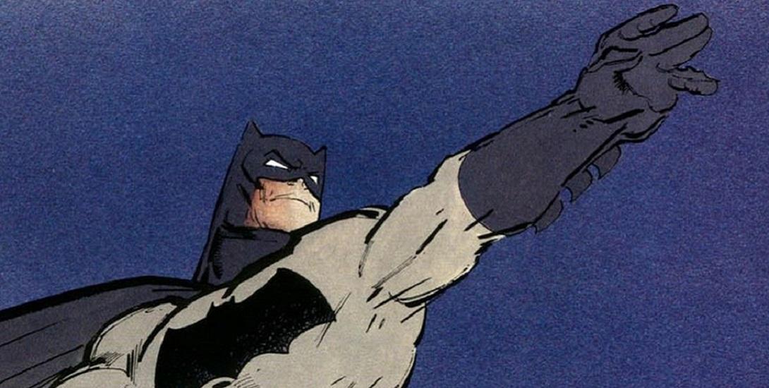 Frank Miller wrote Batman's possible future in the Dark Knight books, and his origin in Batman: Year One