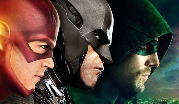 CW Producer Explains Where Batman Is During 'Elseworlds