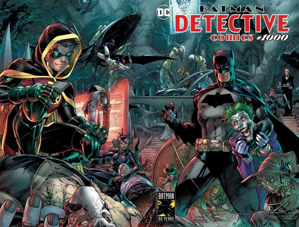 DC Comics Announces List Of Creators Contributing To Detective