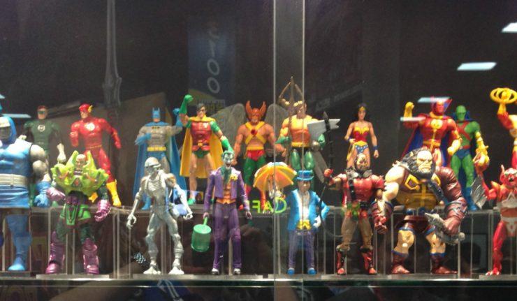 Mattel DC