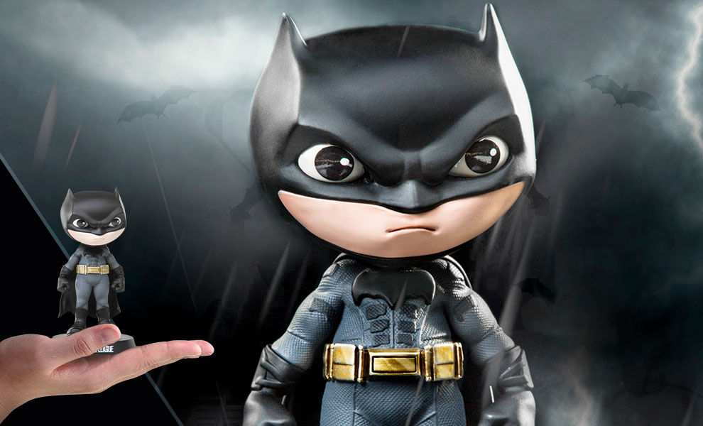 Sideshow Collectibles Present Justice League Mini Co Figures Dark