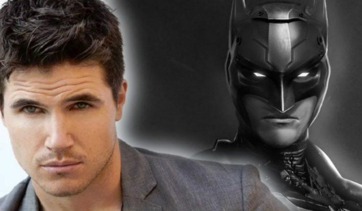 'The Batman' Fan Art Shows Robbie Amell as Younger Batman Dark Knight News