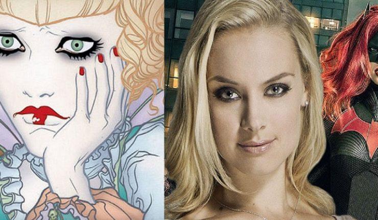 Rachel Skarsten plays Alice in 'Batwoman'
