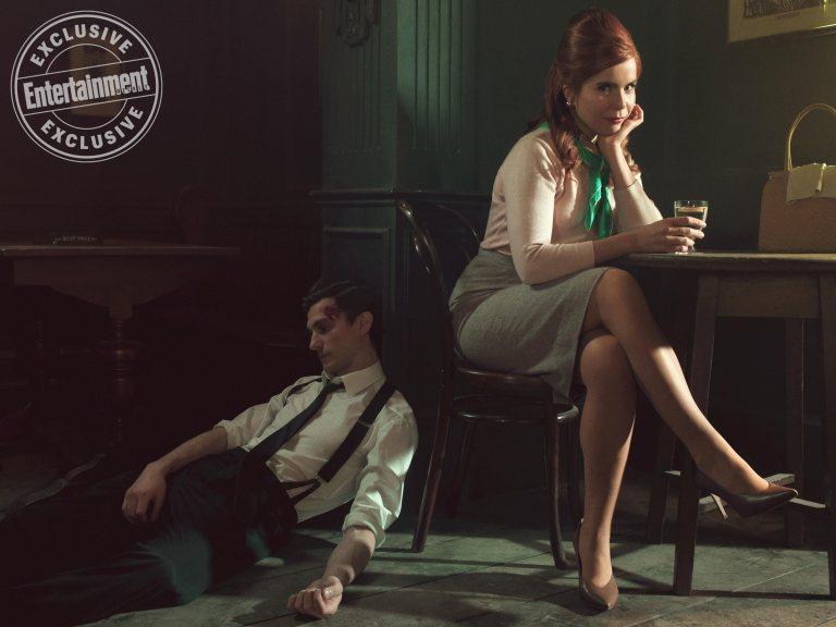 Paloma Faith as Bet Sykes