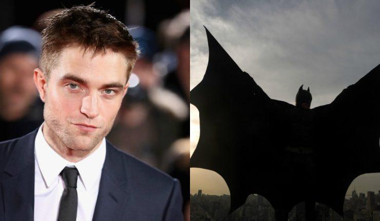 Robert Pattinson talks about the Batsuit
