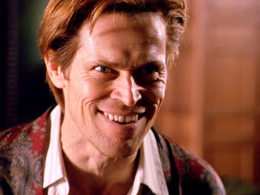 Willem Dafoe as Norman Osborn/Green Goblin