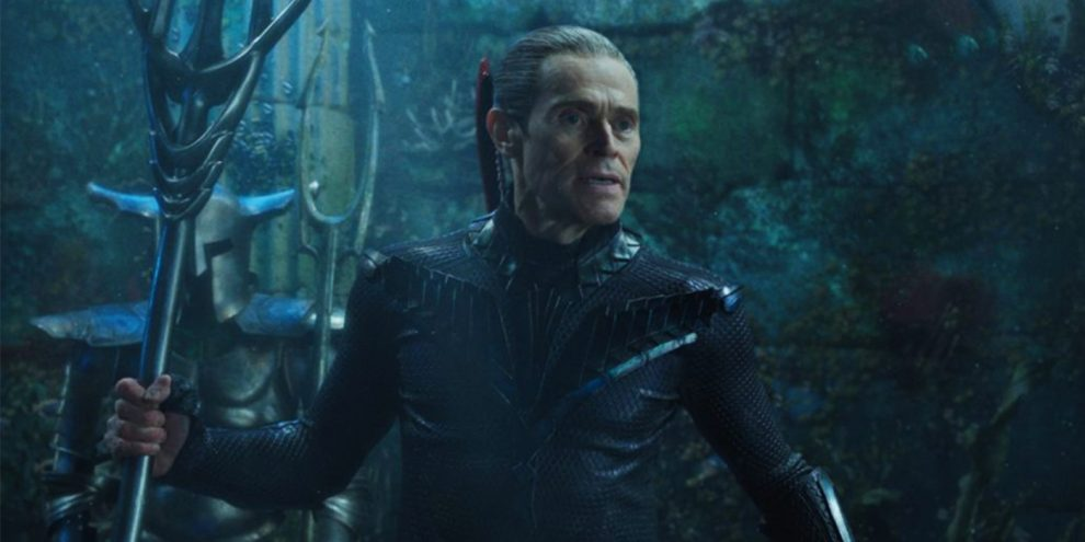 Willem Dafoe as Vulko