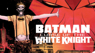 Curse Of The White Knight #4 sneak peek
