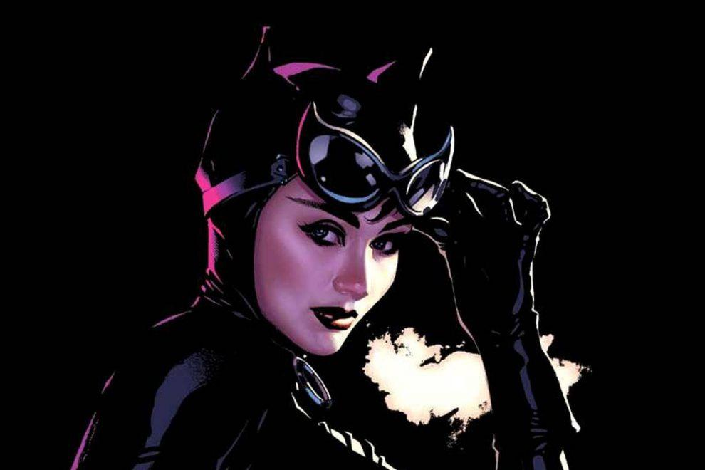 Selina Kyla aka Catwoman