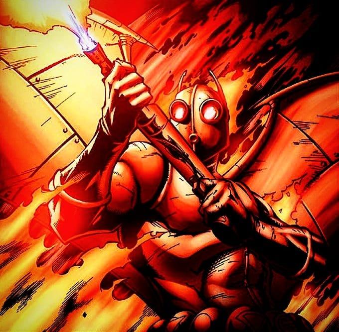 Garfield Lynns aka Firefly