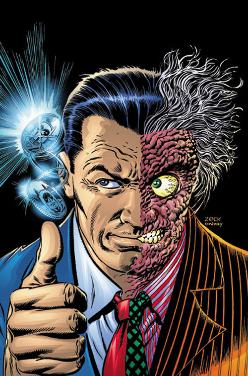Harve Dent aka Two-Face