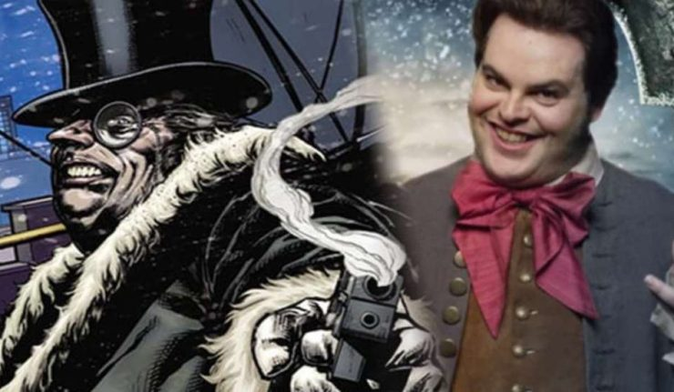 Josh Gad WON't be the Penguin