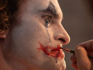 Joker promo in clay-mation