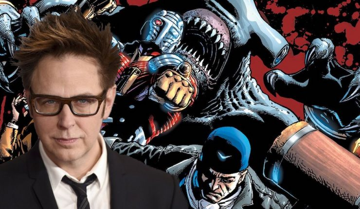 James Gunn's The Suicide Squad is coming