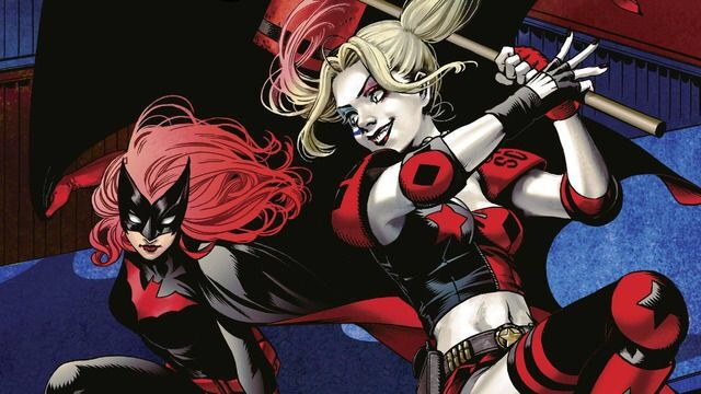 Batwoman and Harley Quinn Pilots