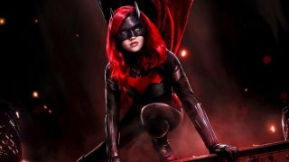 Batwoman's Bat-suit was designed by Colleen Atwood