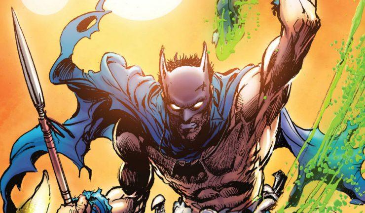 Batman vs Ra's Al Ghul #2
