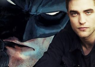 Robert Pattinson is reading Batman comics