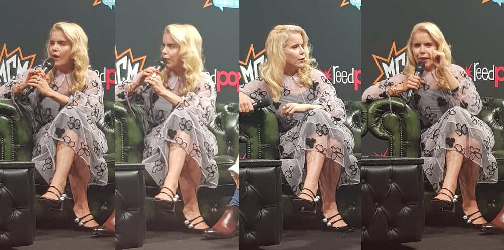 Paloma Faith at October's MCM Comic-Con in London