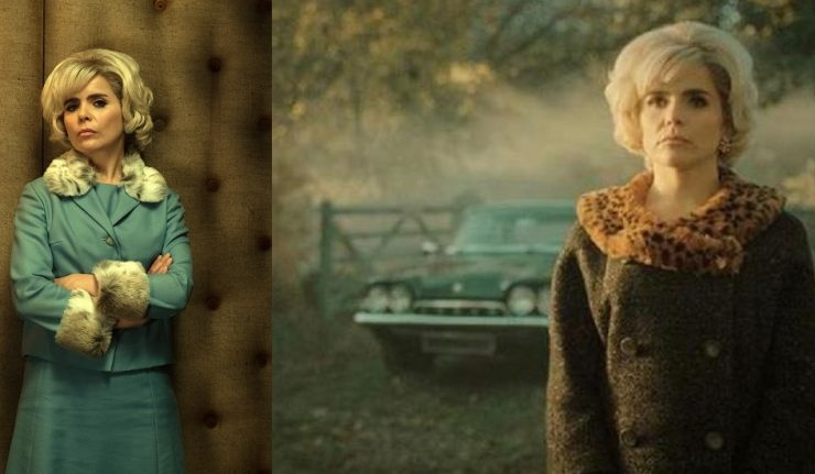 Paloma Faith as Bet Sykes in Pennyworth