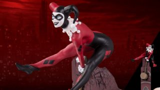 Harley Quinn Multi-Part Statue