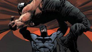 Batman #83 art by Mikel Janin
