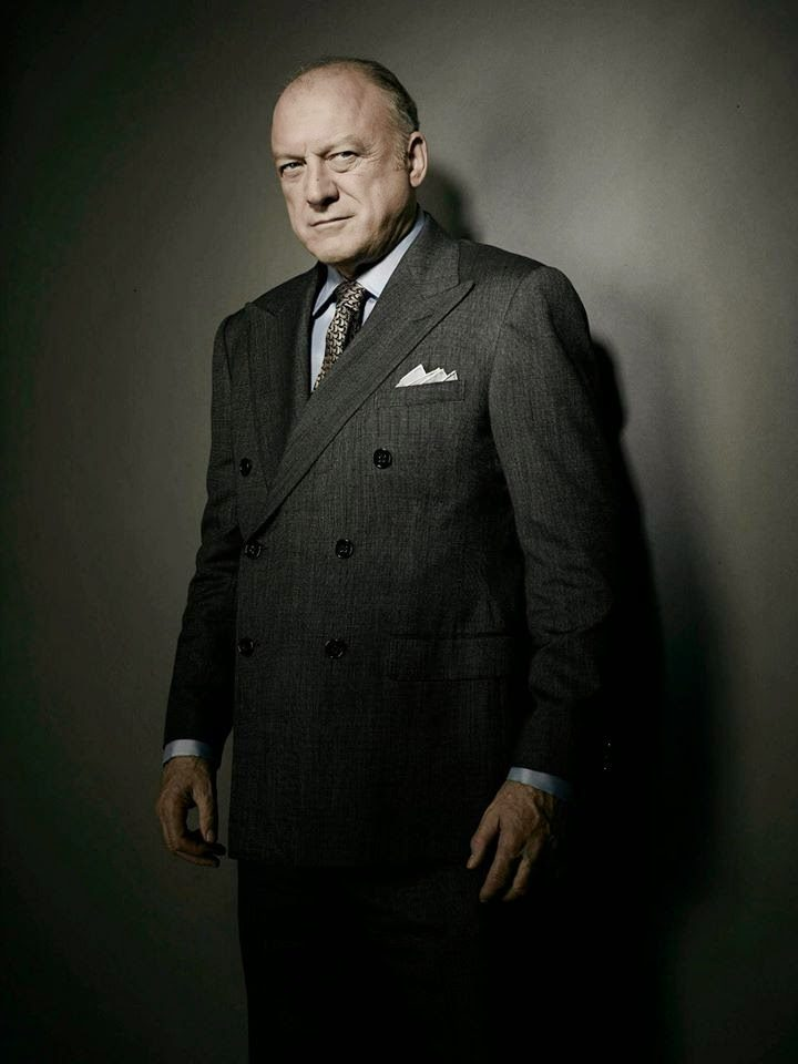 John Doman as Falcone in 'Gotham'