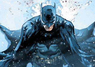 Detective Comics #1017 cover by Tony S. Daniel