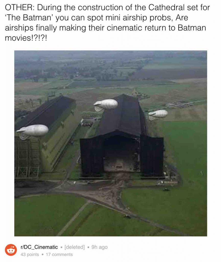 The Batman Dark Knight News