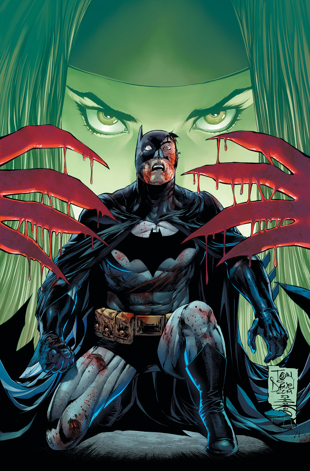 Batman #87 cover