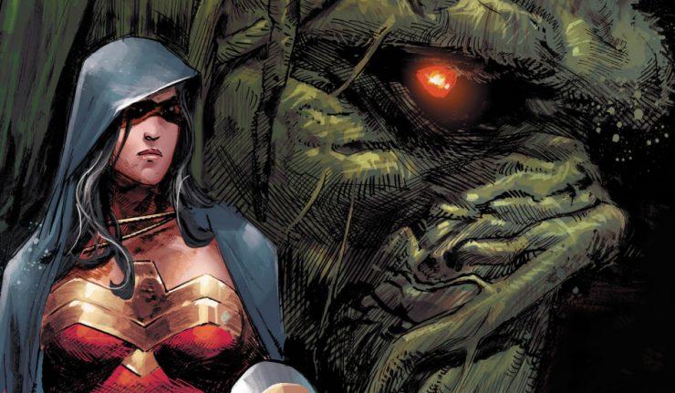 Justice League Dark #19