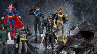 Todd McFarlane - the DC Universe Line