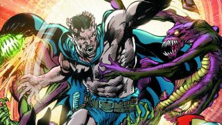 Batman vs. Ra's Al Ghul #4 Banner