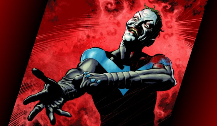 Nightwing #70 Banner