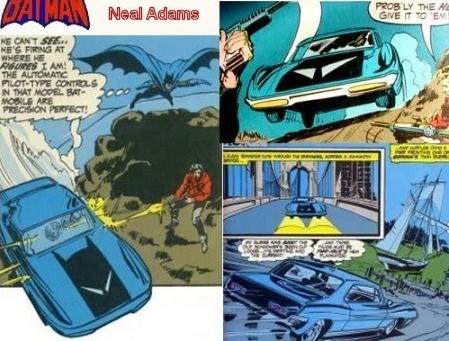 Adams Batmobile