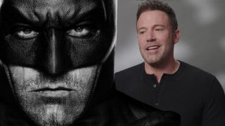 Affleck Talks Batman Dark Knight News