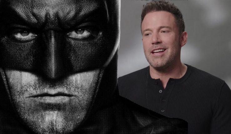 Affleck Talks Batman Dark Knight News