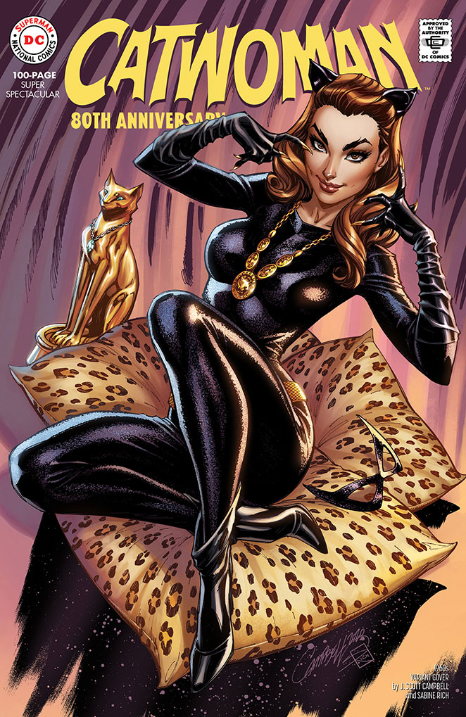 1960's variant by J. Scott Campbell