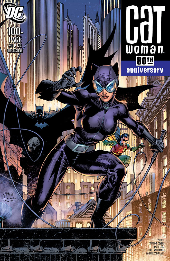 2000's variant by Jim Lee, Scott Williams and Alex Sinclair