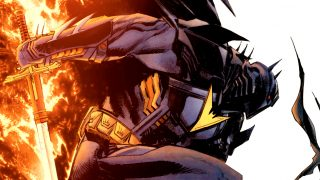 Batmnan: Curse of The White Knight #8 Banner
