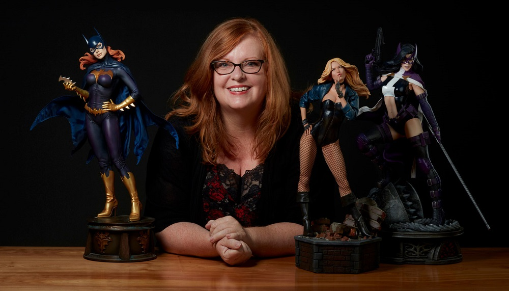 Gail Simone and the Birds of Prey