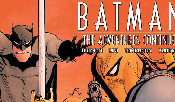 Batman: The Adventures Continue chapter three