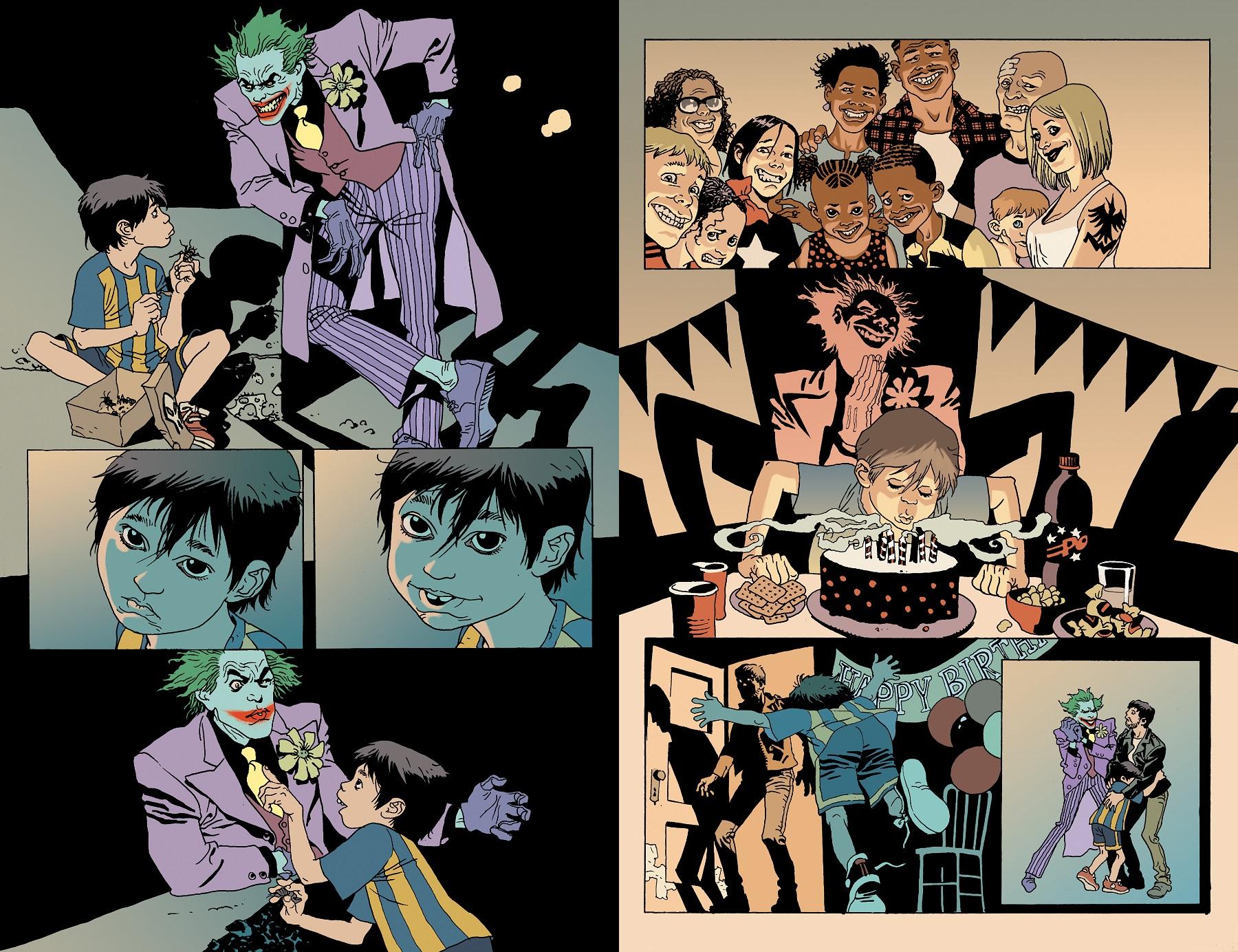 Joker 80th Anniversary Super Spectacular - Birthday Bugs