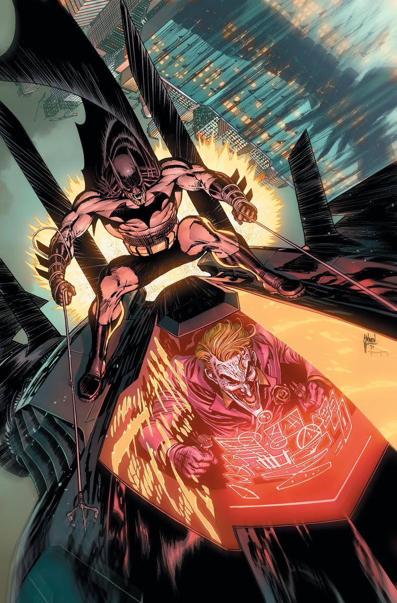 Batman #97 Main Cover