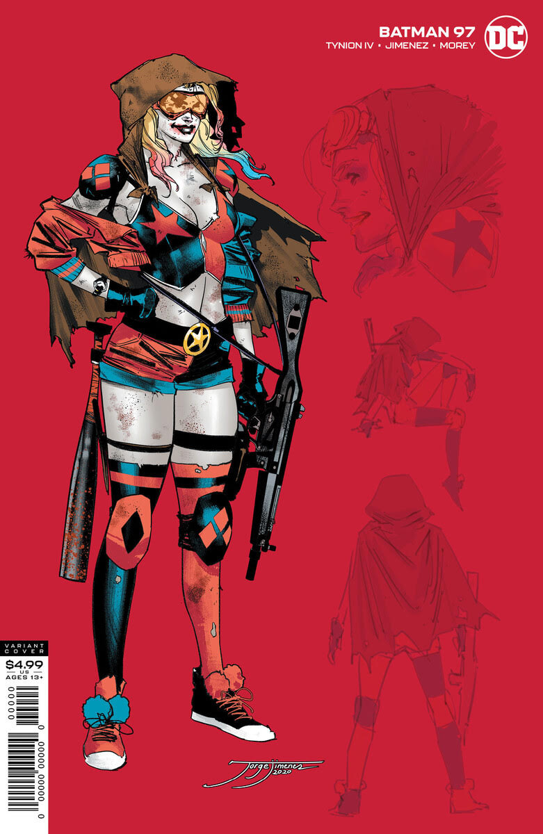 Batman #97 Variant