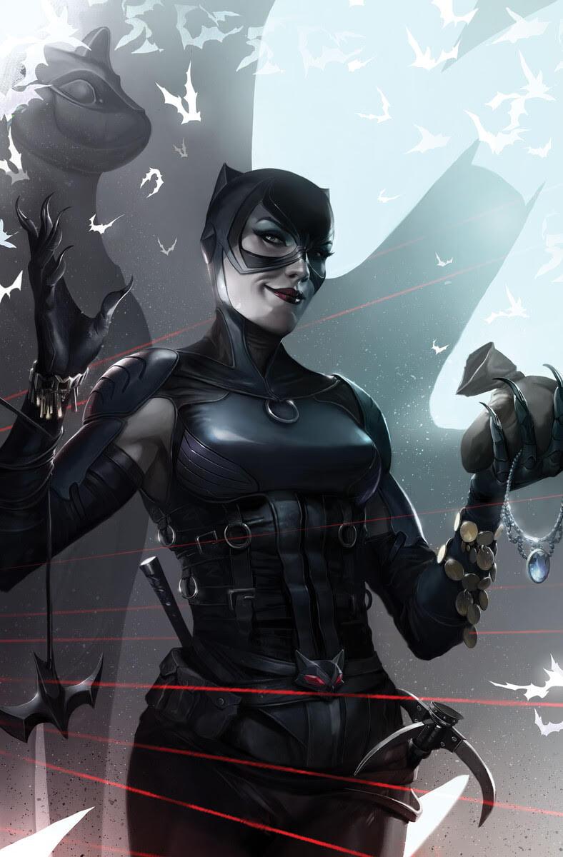 Batman #96 Variant